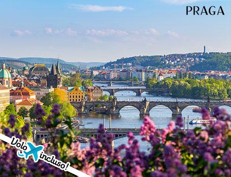 Ponte di maggio a Praga