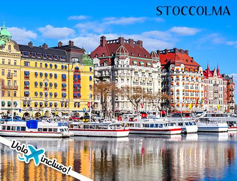 Ponte 1 Maggio a Stoccolma