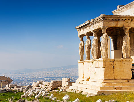 Ponte di maggio ad Atene