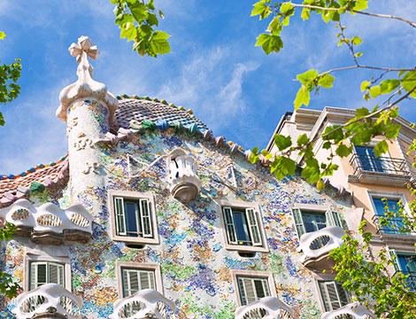 Ponte 2 Giugno a Barcellona: volo + hotel