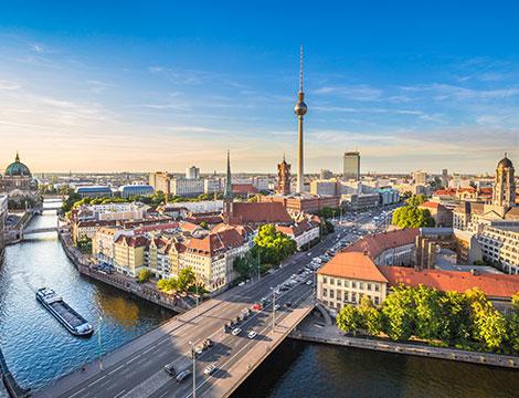 Ponte 2 Giugno a Berlino: volo + hotel