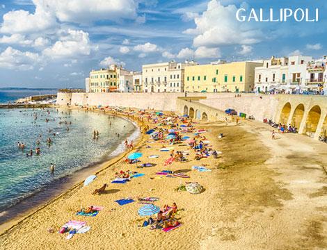 Puglia appartamenti a Gallipoli