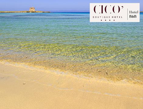 Puglia Hotel Cico Spiaggia di  Torre Guaceto