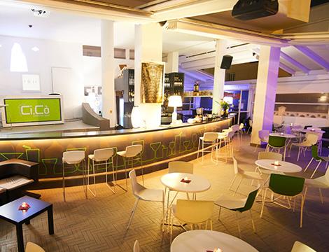 Puglia Hotel Cico cocktail bar