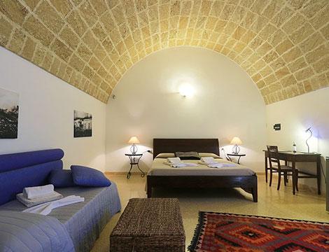 Puglia masseria nel Salento