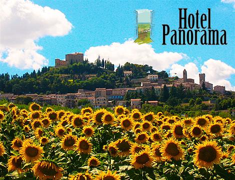 2/3 notti a Bertinoro presso l'Hotel Panorama