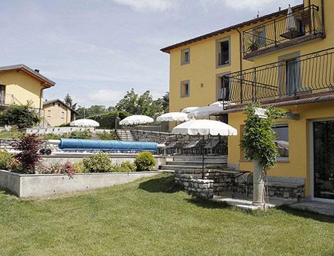 relax sul lago di Como
