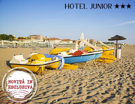 Rimini: 7 notti in hotel