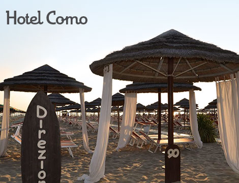 Hotel como a rimini soggiorno in mezza pensione da 44 for Soggiorno rimini
