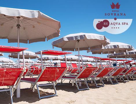 Rimini Deluxe x2 + spiaggia