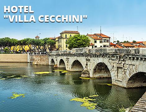 Rimini 7nt villa cecchini a partire da 149 groupalia for Soggiorno rimini