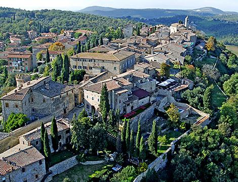 Romantica Toscana x2 + cena
