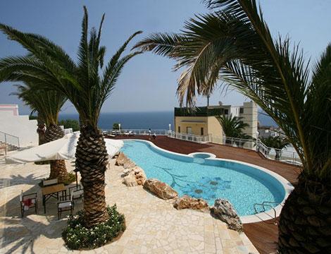 Hotel Aurora Salento hotel e spa piscina vista mare