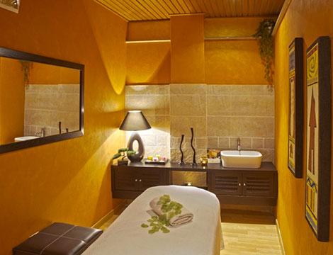 Hotel Aurora Salento hotel e spa sala massaggi