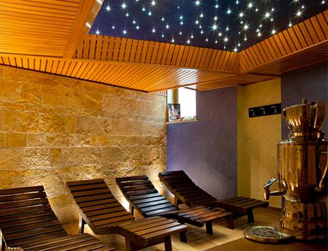 Hotel Aurora Salento hotel e spa sala relax