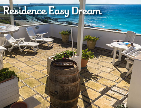 Salento Residence Easy Dream vicino al mare