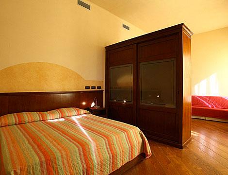Hotel Mantova Con Spa