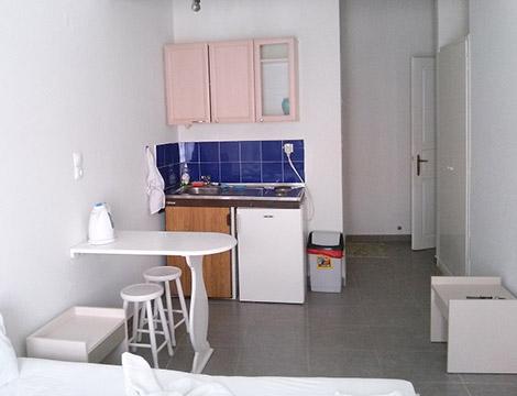 Grecia volo appartamento