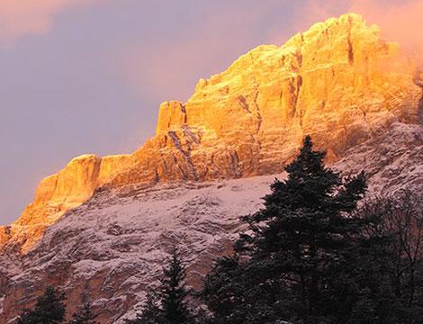 Time out nelle Dolomiti a San Vito di Cadore