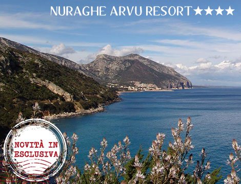 Vacanze in Sardegna a Cala Gonone nel Golfo di Orosei