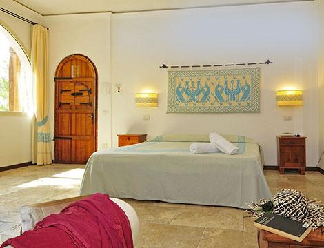 Sardegna Arbatax Park Resort camera hotel