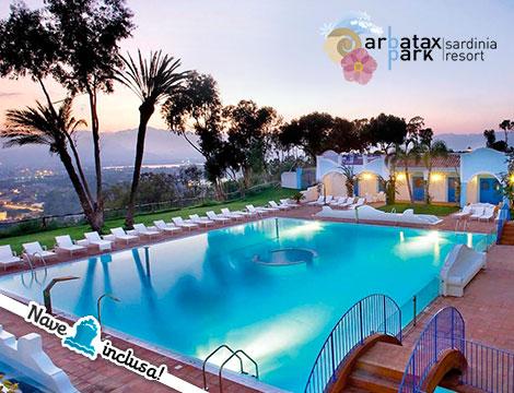 Sardegna Arbatax Park Resort la piscina