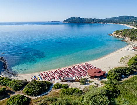 Sardegna hotel con spiaggia