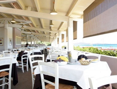Sardegna: hotel sulla spiaggia di Costa Rei