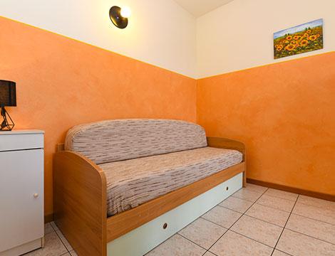Residence Parco a Sirmione  fino 11 notti x2 in appartamento fronte Terme Virgilio