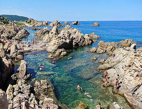 Speciale sardegna 7nt in costa paradiso da 59 groupalia for Appartamento sardegna agosto
