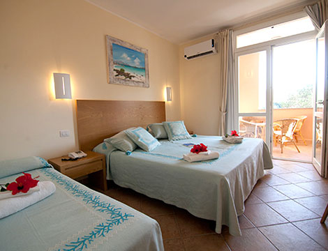 Stintino hotel con spiaggia
