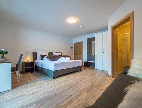 Sud Tirolo hotel con spa in Valle Aurina