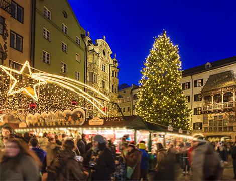 Sud Tirolo Mercatini di Natale Innsbruck e Bolzano