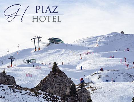 G H  Hotel Piaz Sud Tirolo