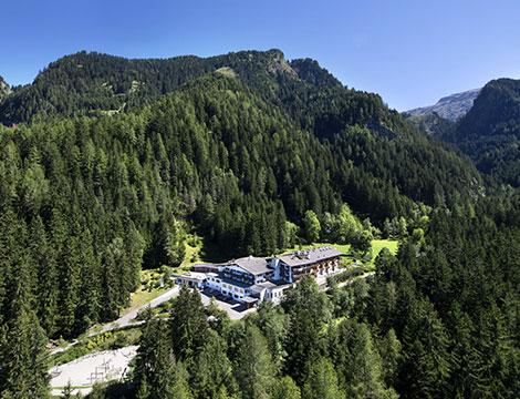 Alpe di Siusi time out con vista panoramica