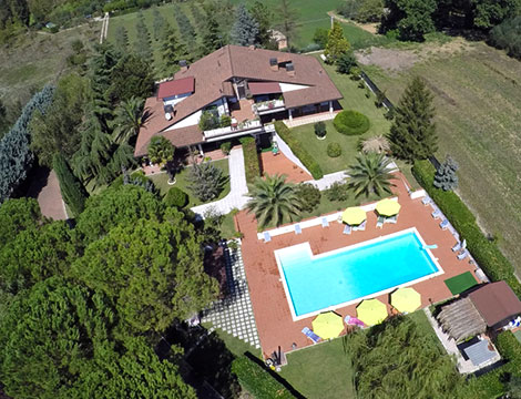 SUITE FUGA D'AMORE IN UMBRIA_N
