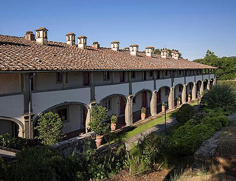 Hotel Paggeria Medicea_N