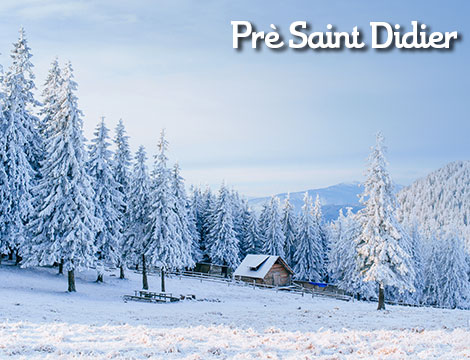 Terme di Pre Saint Didier hotel 3 e 4 stelle