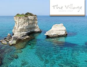 Torre dell'Orso Estate fino 4pax