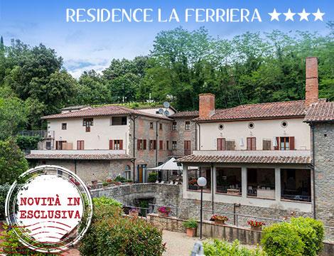 Toscana: 5 notti in appartamento