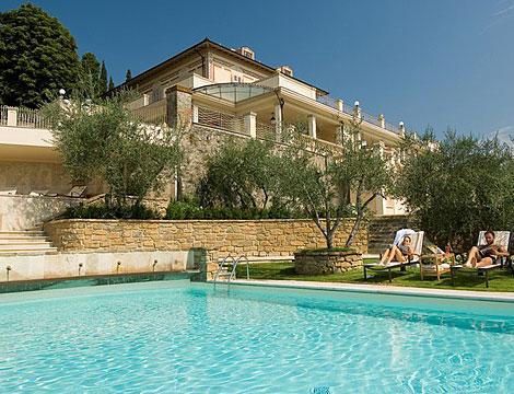 hotel con Spa Villa La Borghetta