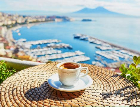 Tour Campania cultura, arte e benessere