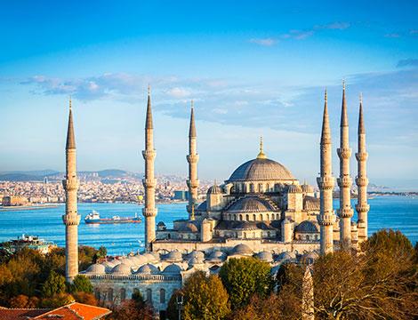 Turchia volo tour 7 notti
