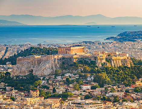 GRAN TOUR della GRECIA