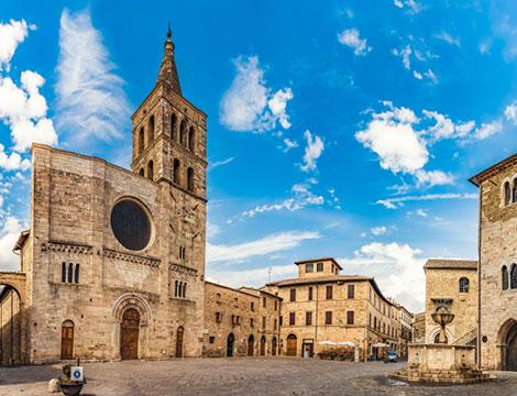 Tour Umbria in bus