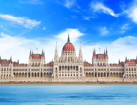 Budapest  la regina del danubio Tour Bus