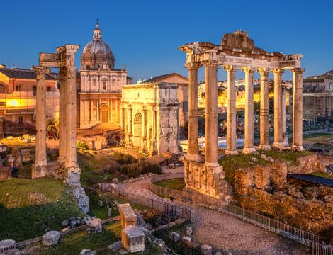 Tour in bus di Roma