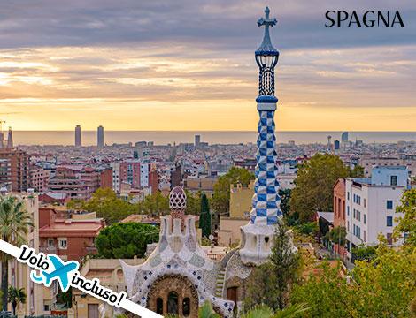 Tour triangolo d'oro da Barcellona: volo + hotel a 1039euro