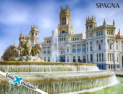 Tour triangolo d'oro da Madrid: volo + hotel a 1189euro