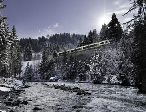 Trenino Verde e Mercatini di Natale